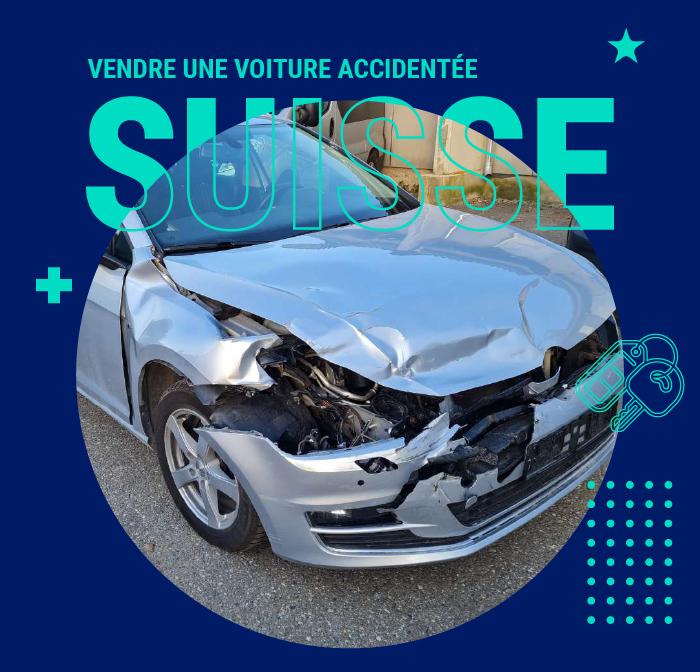 Vendre une voiture accidentées